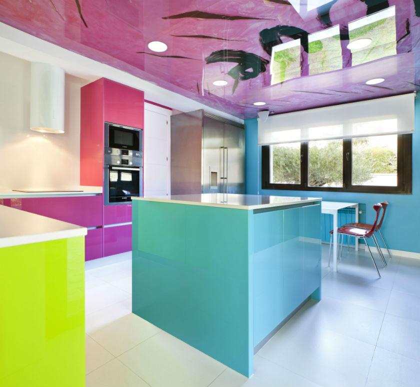 Cocina colores moretti logos s coop - Cocinas rosa fucsia ...