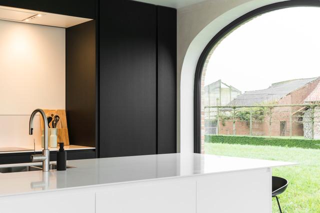 interiores lacados y panelados en laca
